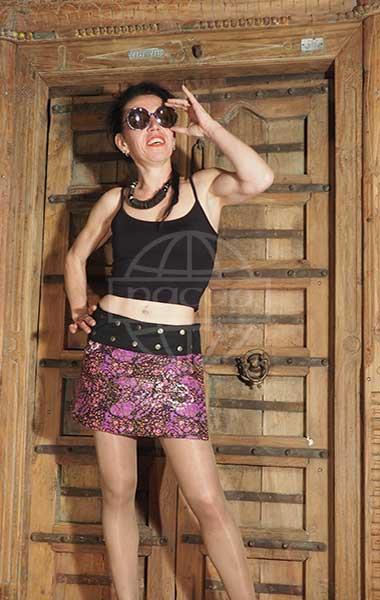 grossiste Mini-jupe portefeuille vintage sexy ethnique Pacap.jpeg