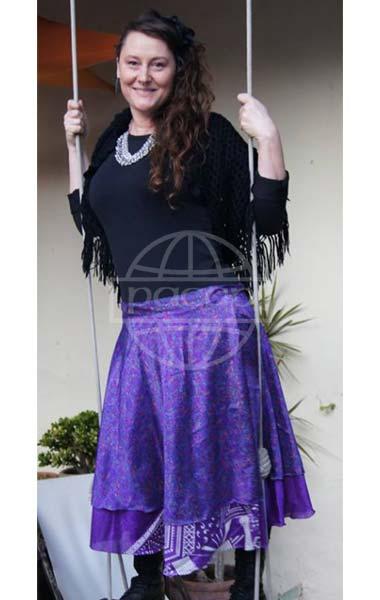Jupe-gypsie-longue-violette-portefeuille-pacap-grossiste